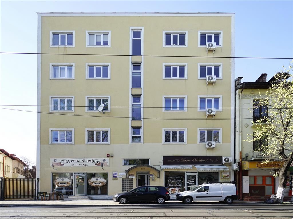 cladire de birouri Bulevardul George Cosbuc