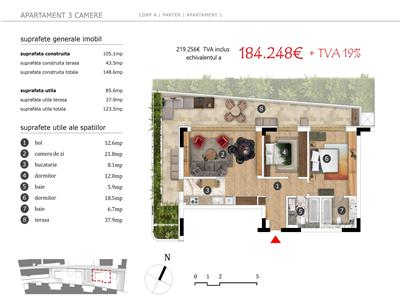 apartamente ultracentral